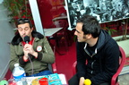 Cosmic Trip #17, Bourges - Interview Radio