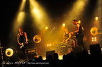 Cosmic Trip Tour - La Cité - Rennes - The Anomalys