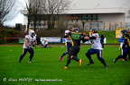 Football Américain - Grizzlys vs Licorne - Lannion