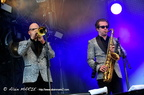 Art Rock - St Brieuc - Les Fields & the Expressions
