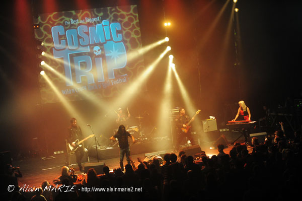 Cosmic Trip - Bourges - The Beat Killers