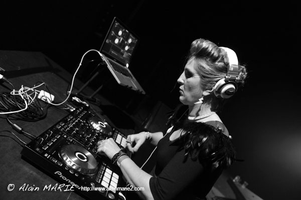 Legend'AIr - Lesvenen - DJ Miss Blue