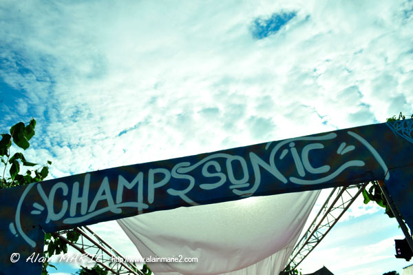 Champs Son'ic - Lantic